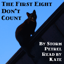 The First Eight Don't Count, a podfic downloadable at Box.com