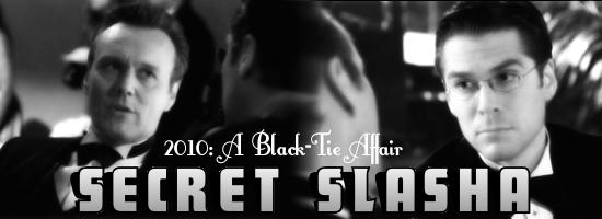 Secret Slasha – The Buffy the Vampire Slayer & Angel Slash Fanfiction Secret Santa Project